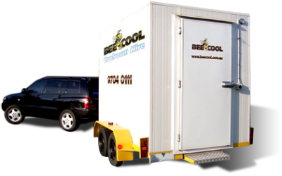 Bee Cool Coolroom Hire